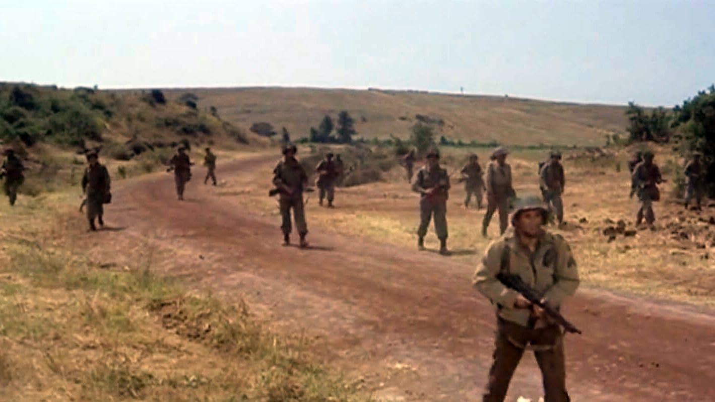 Regarder La Bataille Pour Anzio en streaming gratuit