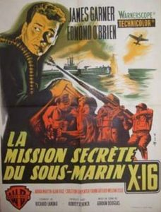 La Mission secrète du sous-marin X-16