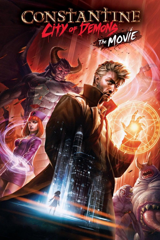 Regarder Constantine : City of Demons en streaming gratuit