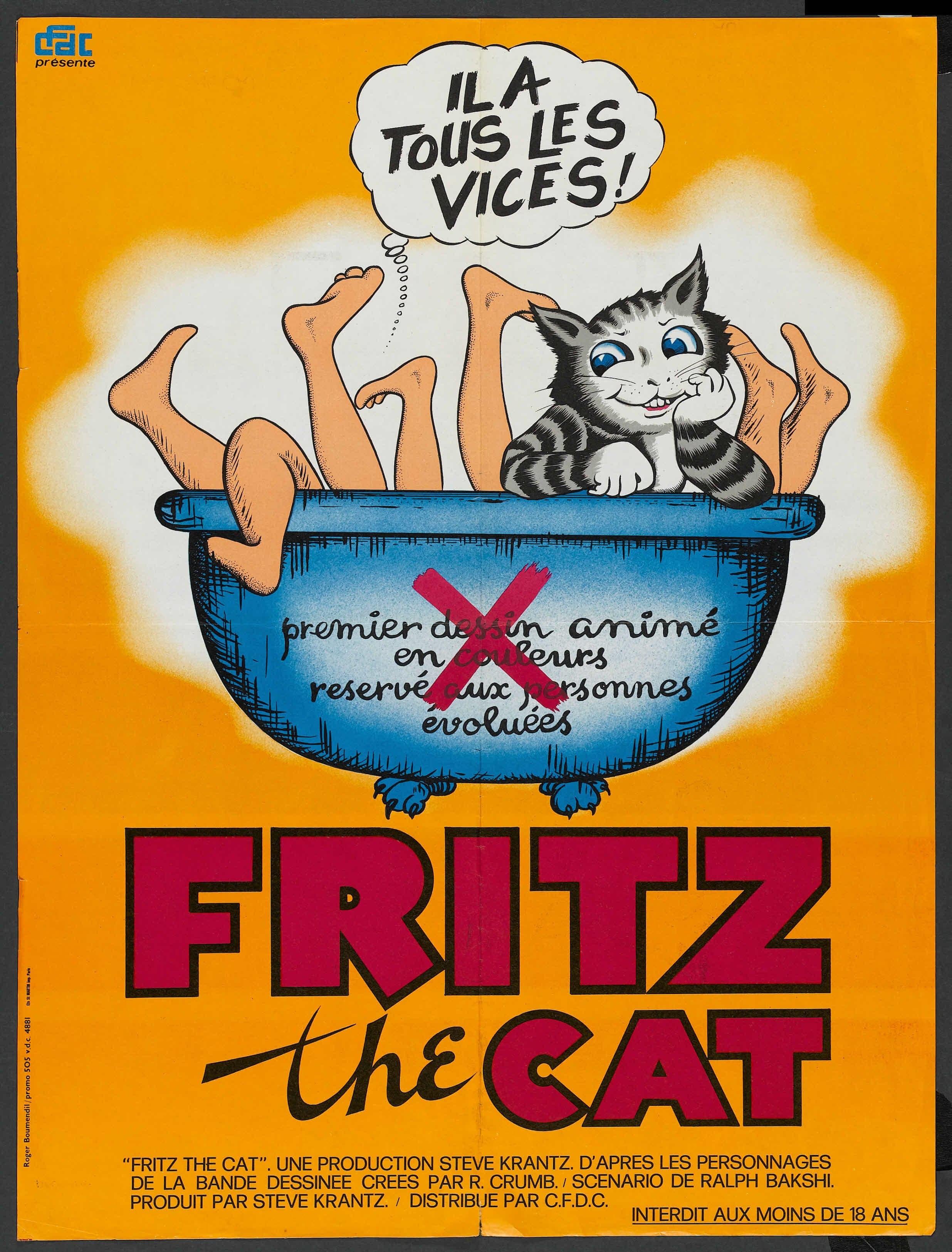 Fritz le chat