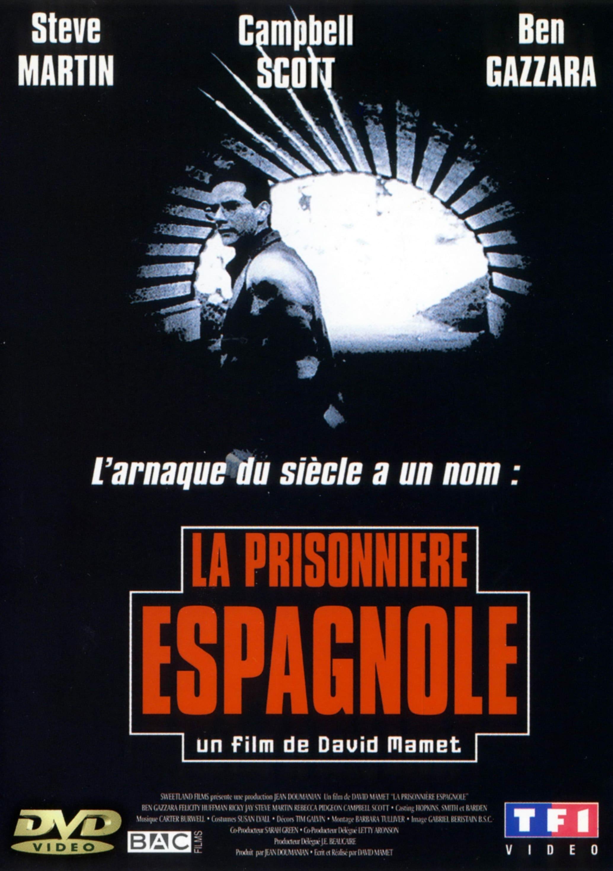 Regarder La prisonnière espagnole en streaming gratuit