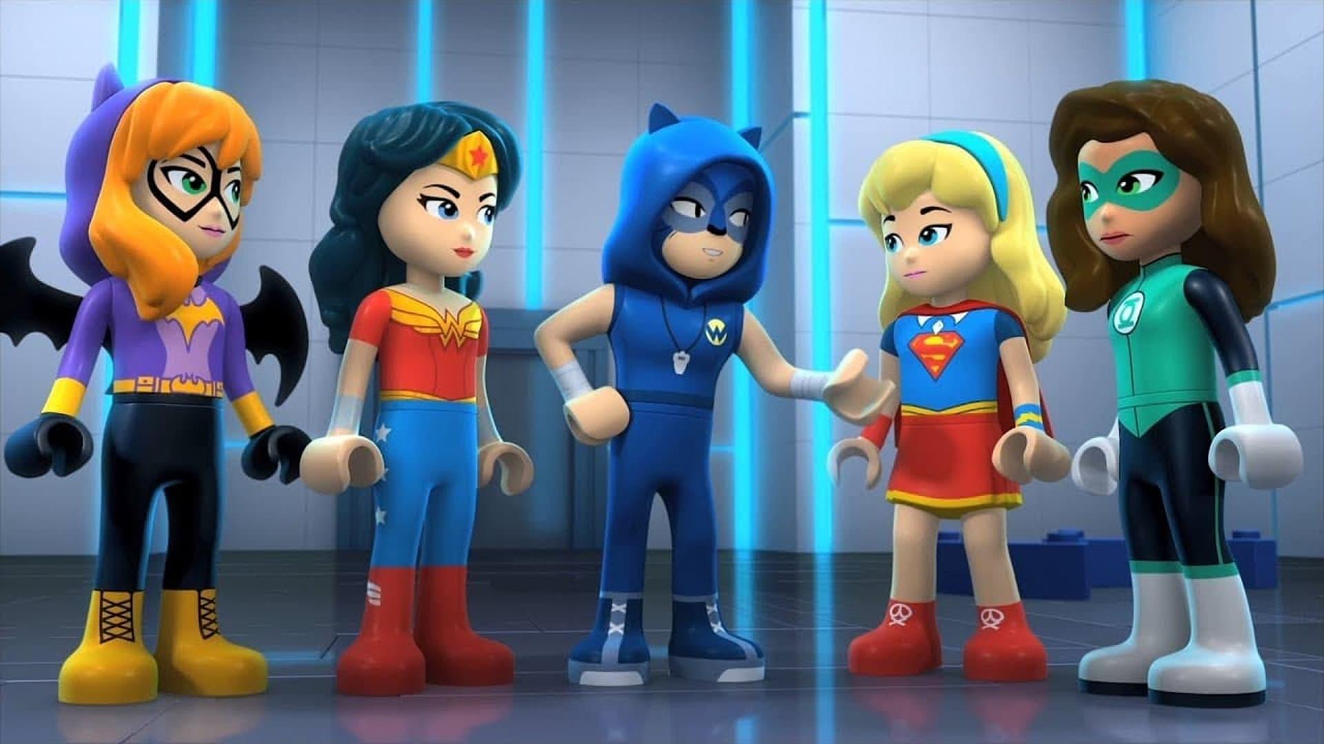 Regarder LEGO DC Super Hero Girls : Le collège des Super-Méchants en streaming gratuit