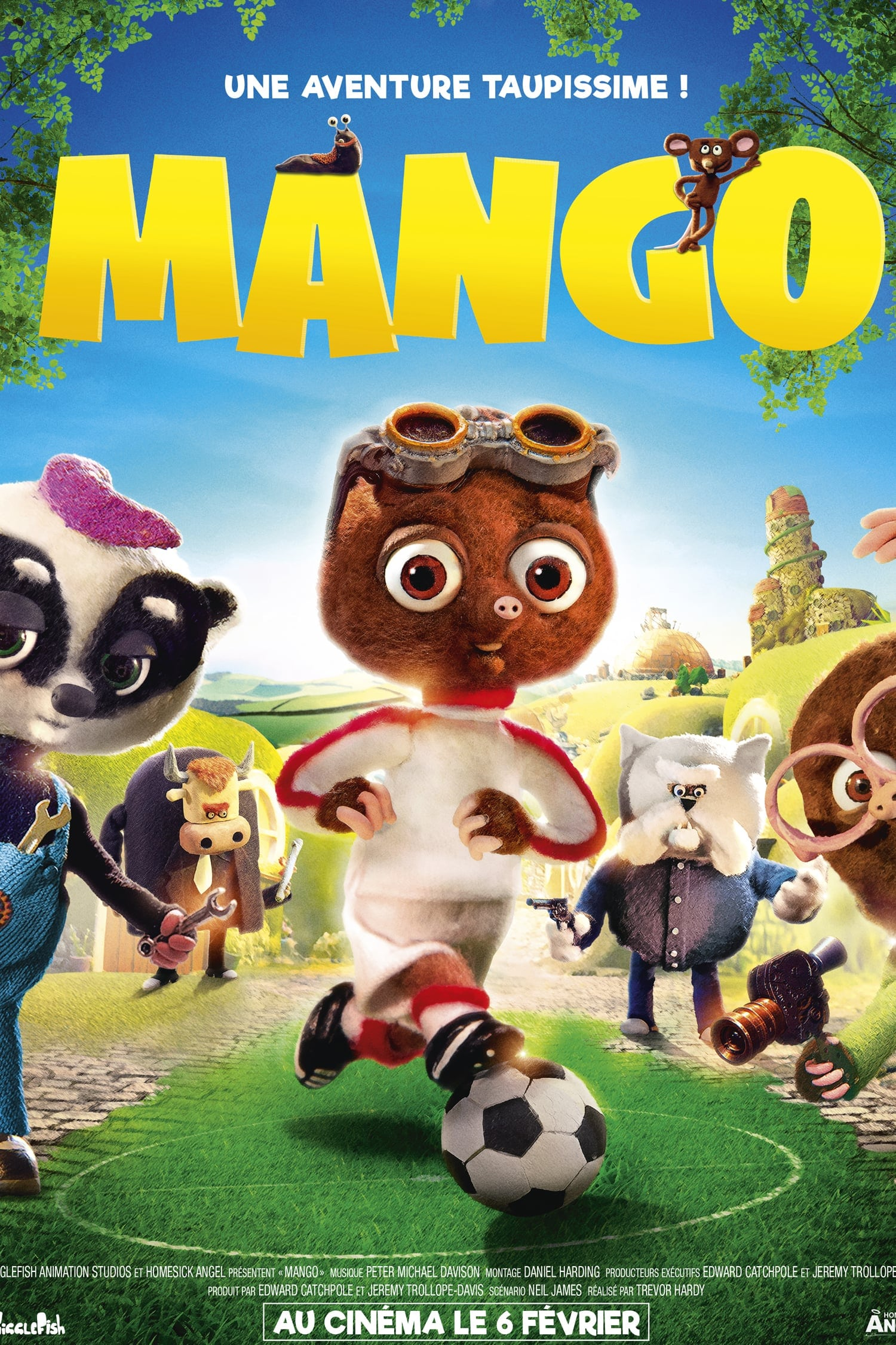 Regarder Mango en streaming gratuit