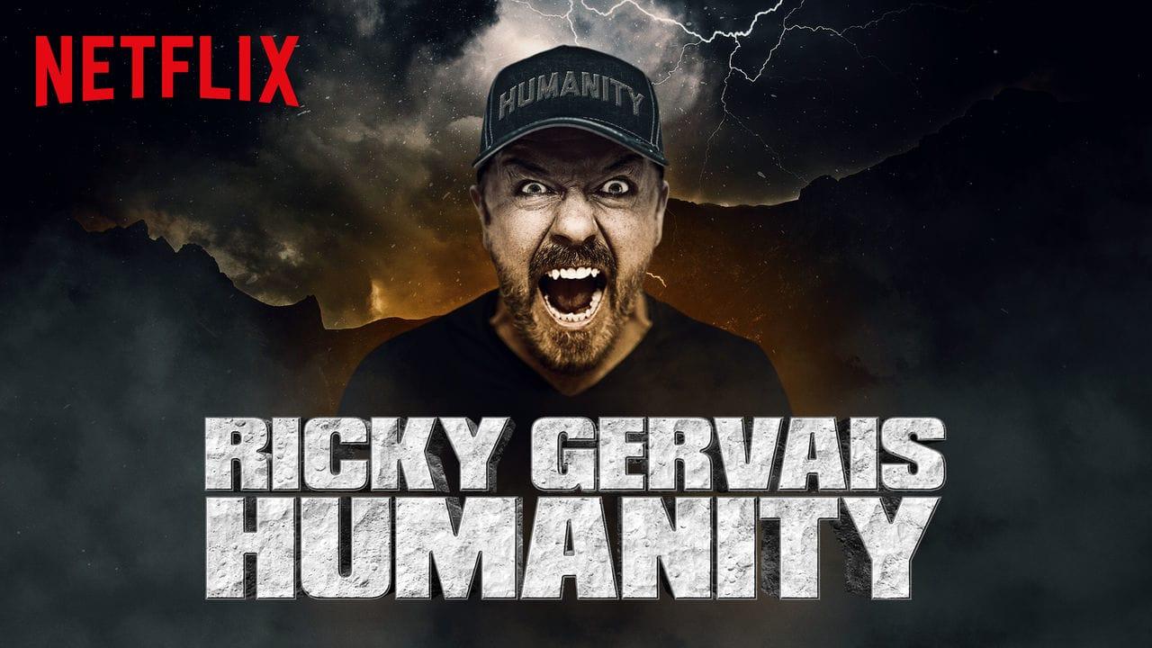 Regarder Ricky Gervais: Humanity en streaming gratuit