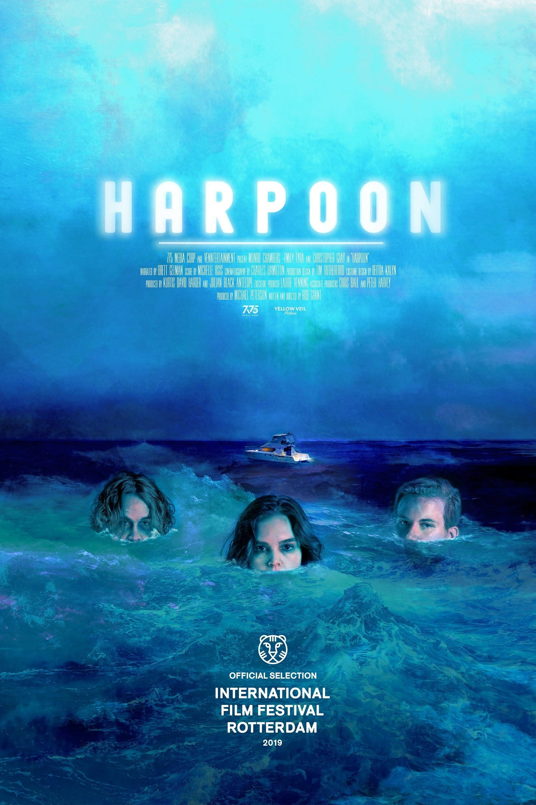 Regarder Harpoon en streaming gratuit