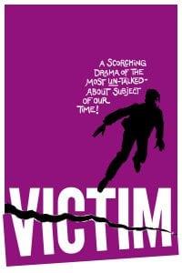 La victime