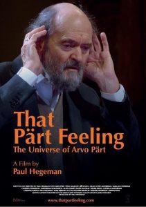 That Pärt Feeling