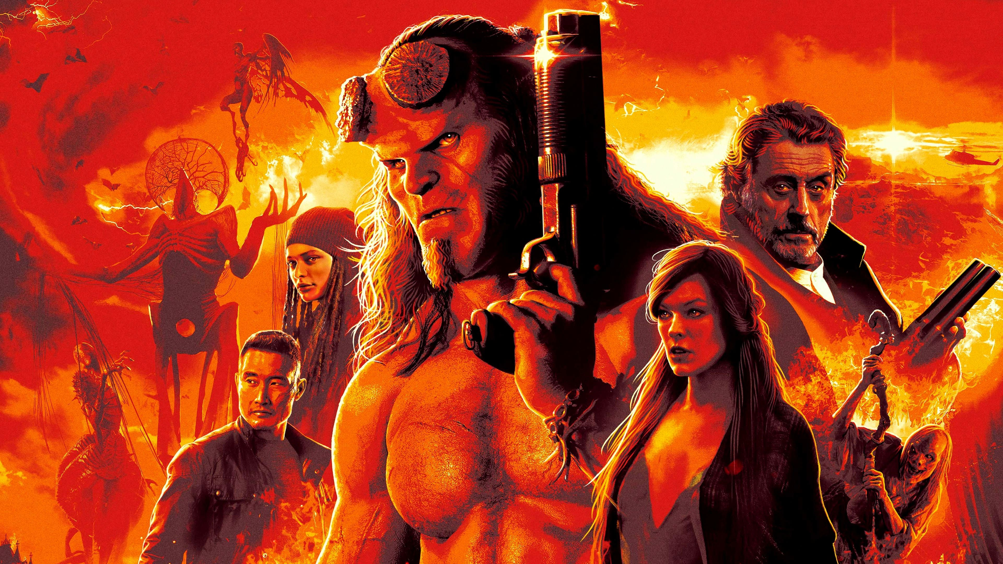 Hellboy 2 Streaming