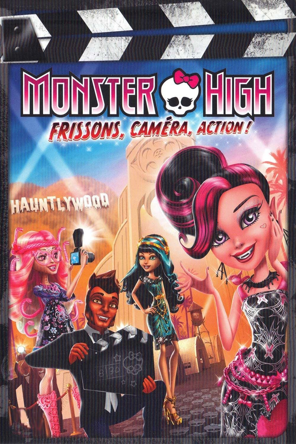 Monster High: Frisson, caméra, action!