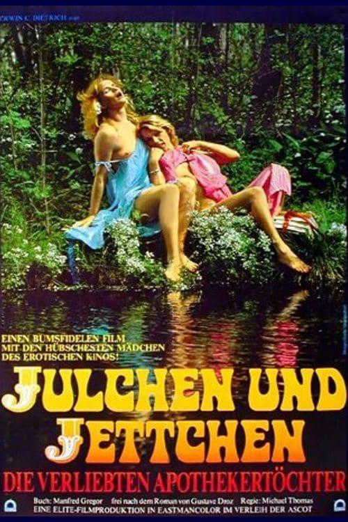 Julchen et Jettchen qui est tombé filles de pharmacien