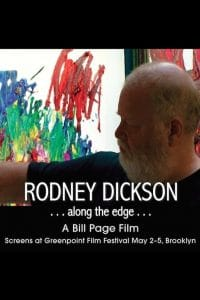 Rodney Dickson…along the edge…