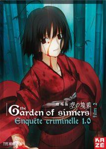 The Garden of Sinners: Enquête criminelle 1.0