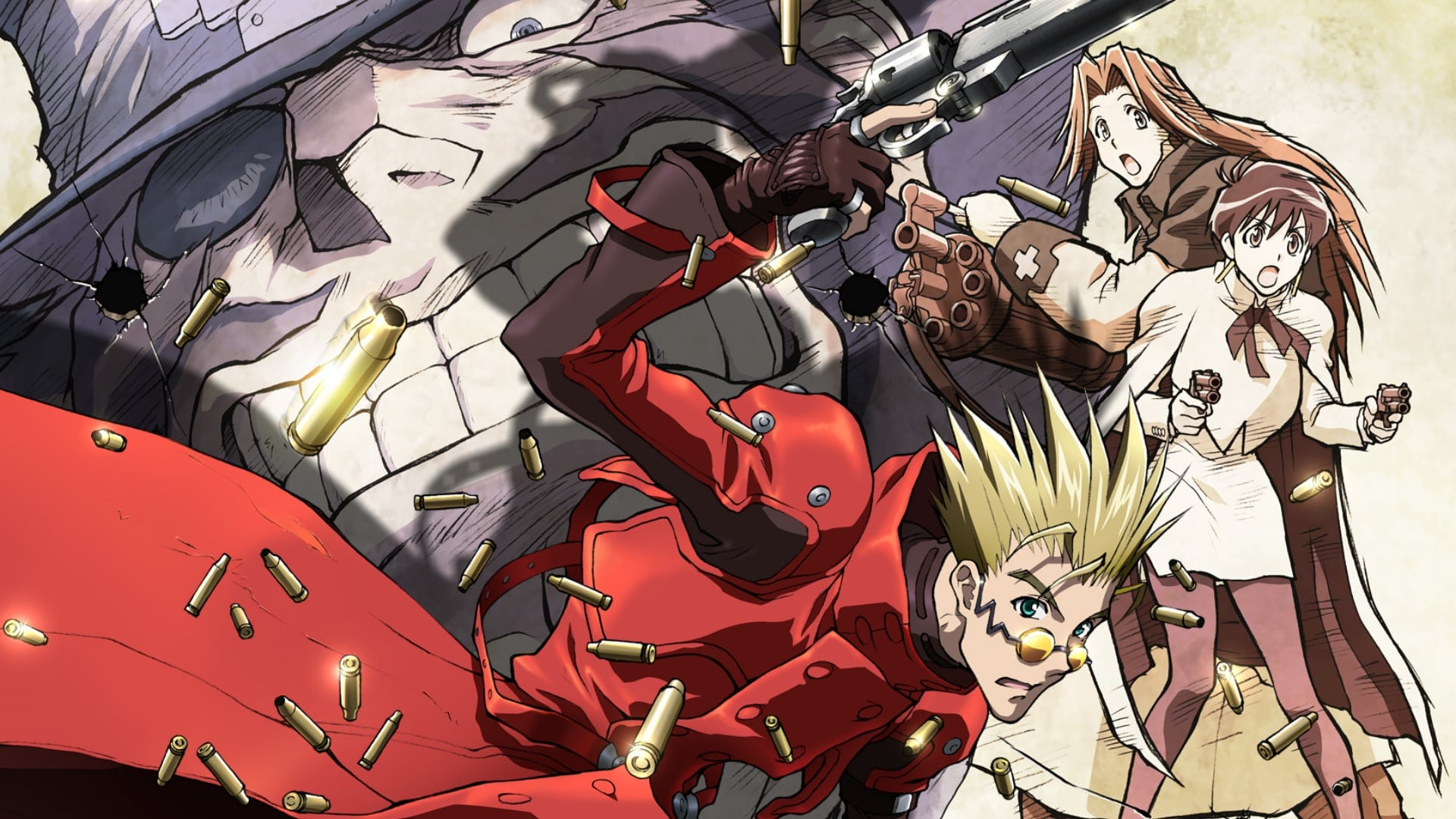 Regarder Trigun Badlands Rumbles en streaming gratuit
