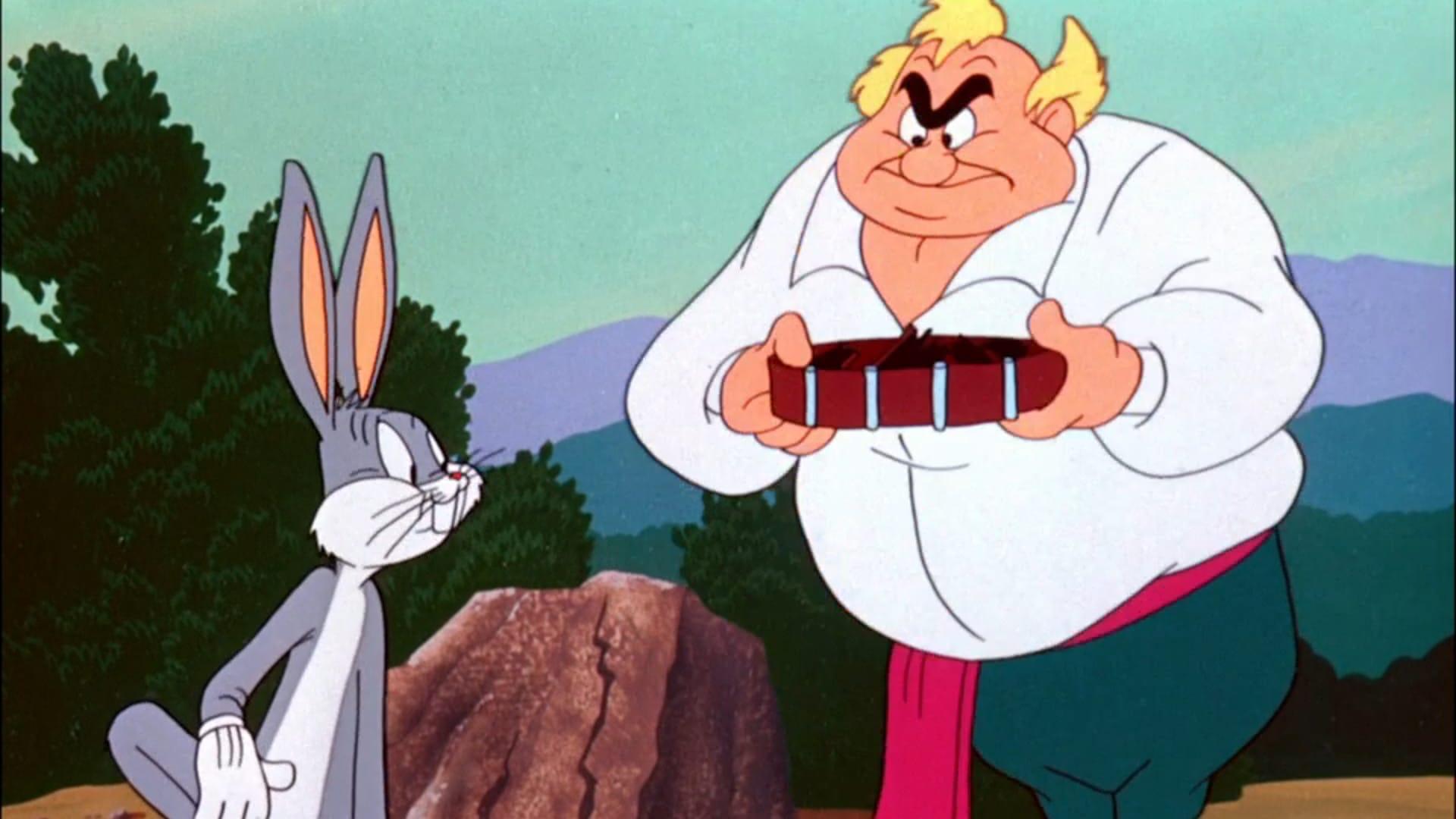 Regarder Bugs Bunny casse-noisettes en streaming gratuit