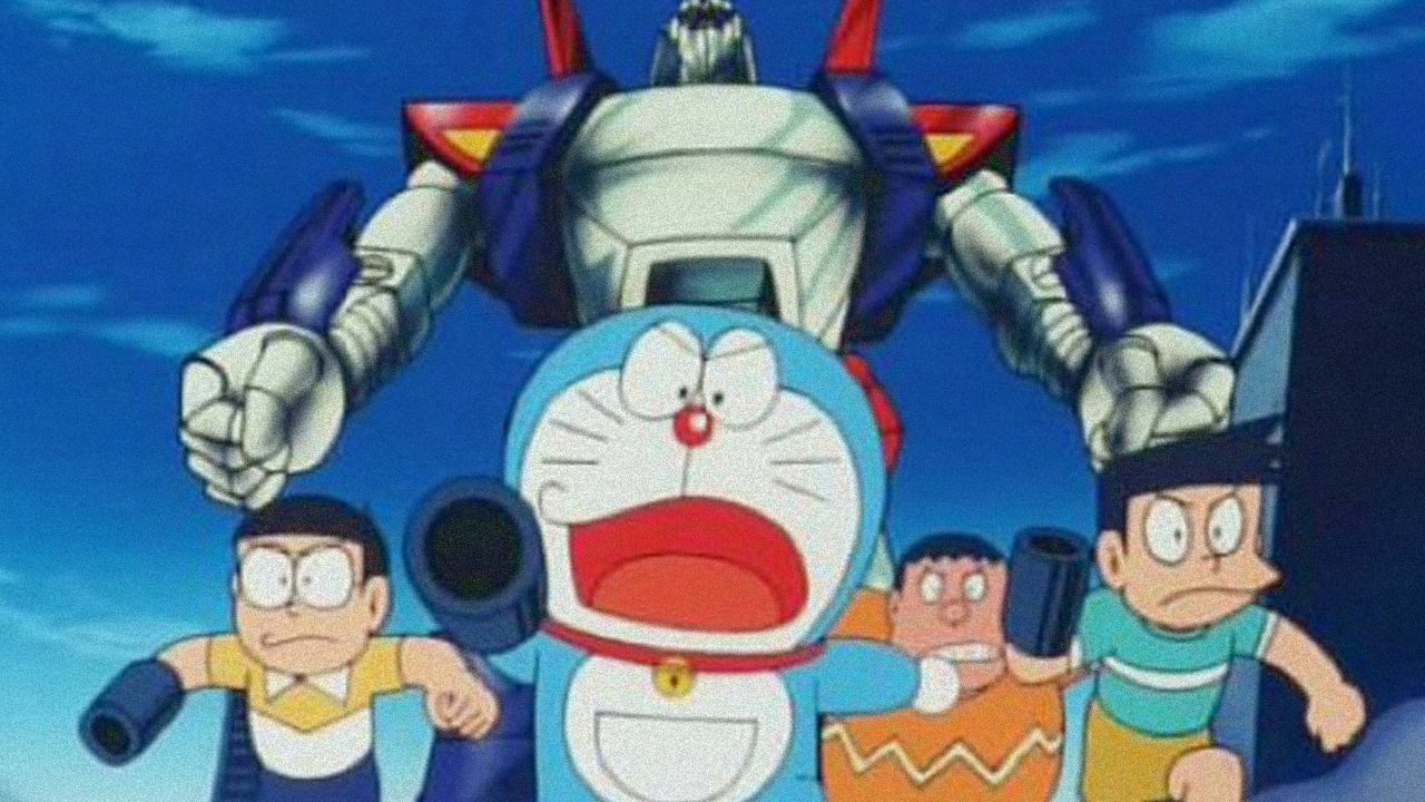 Regarder Doraemon et Nobita : L'Armée des hommes de fer en streaming gratuit