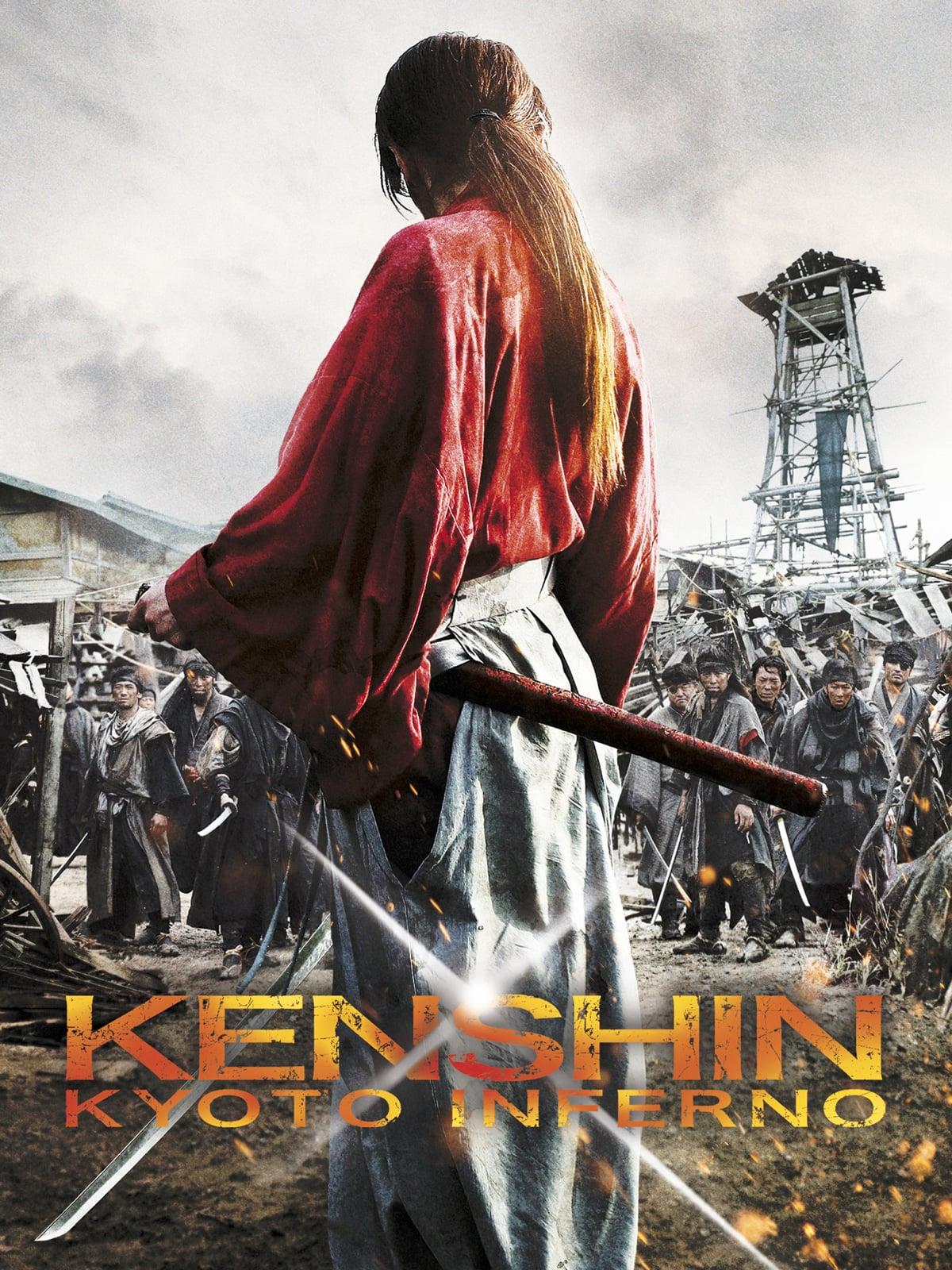Kenshin – Kyoto Inferno