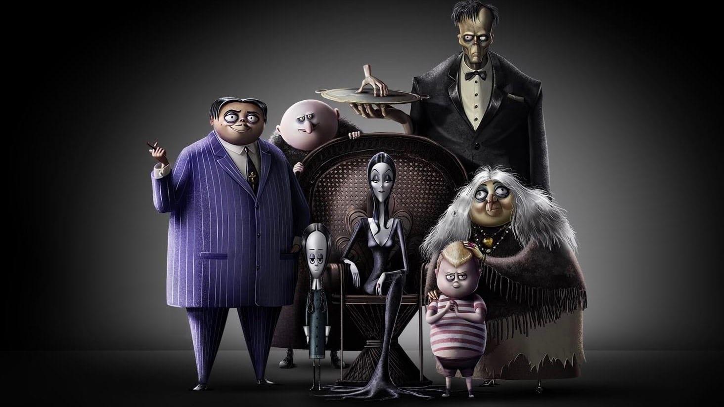 Regarder La Famille Addams en streaming gratuit