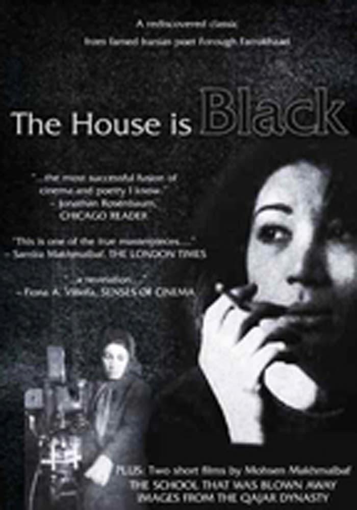La maison est noire