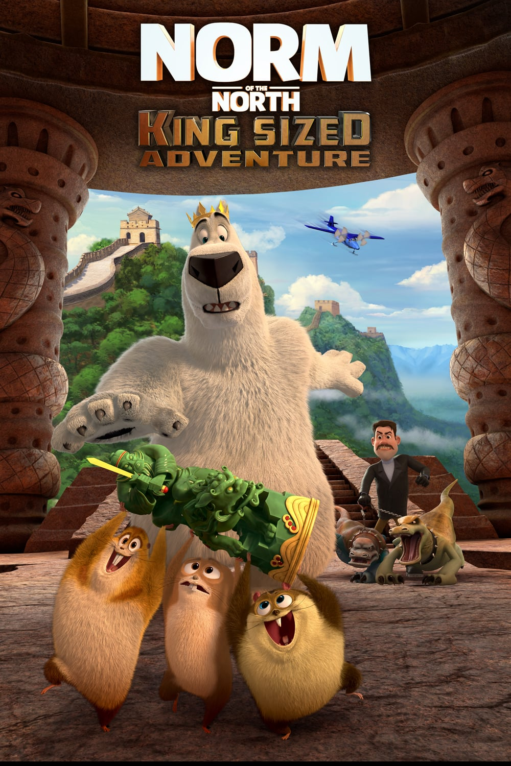 Regarder Norm of the North: King Sized Adventure en streaming gratuit