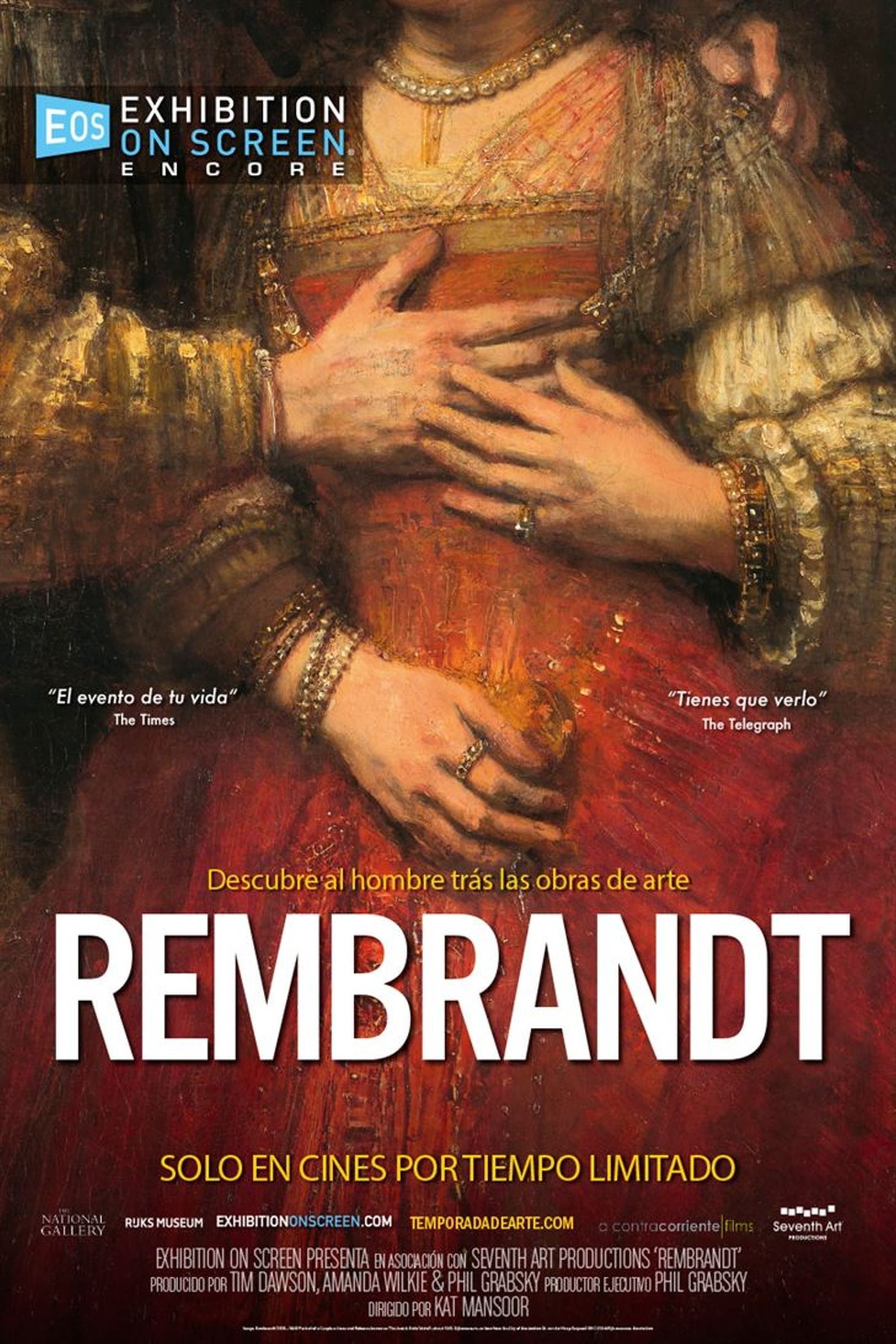 Rembrandt: From the National Gallery, London and Rijksmuseum, Amsterdam