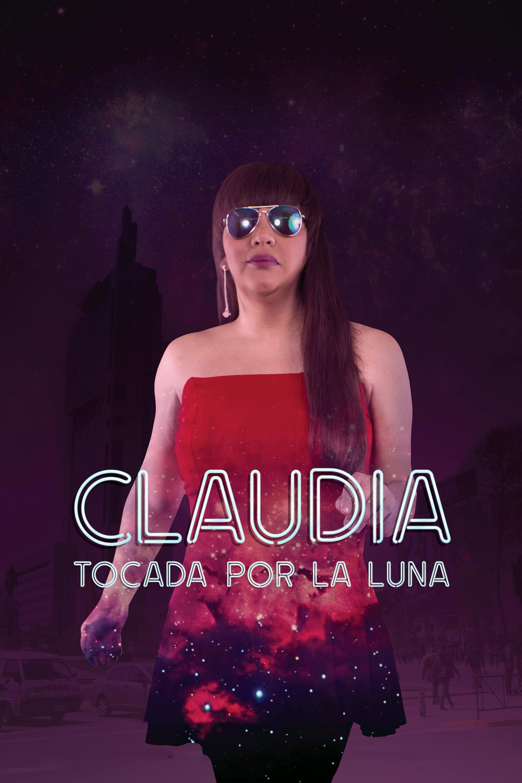 Claudia tocada por la luna