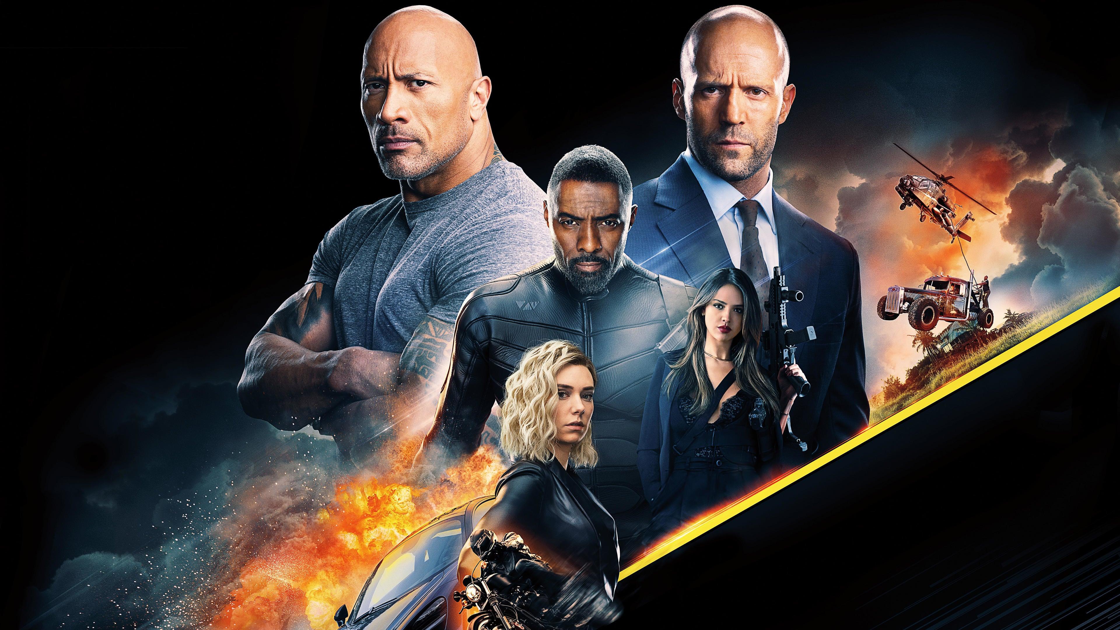 Regarder Fast & Furious : Hobbs & Shaw en streaming gratuit
