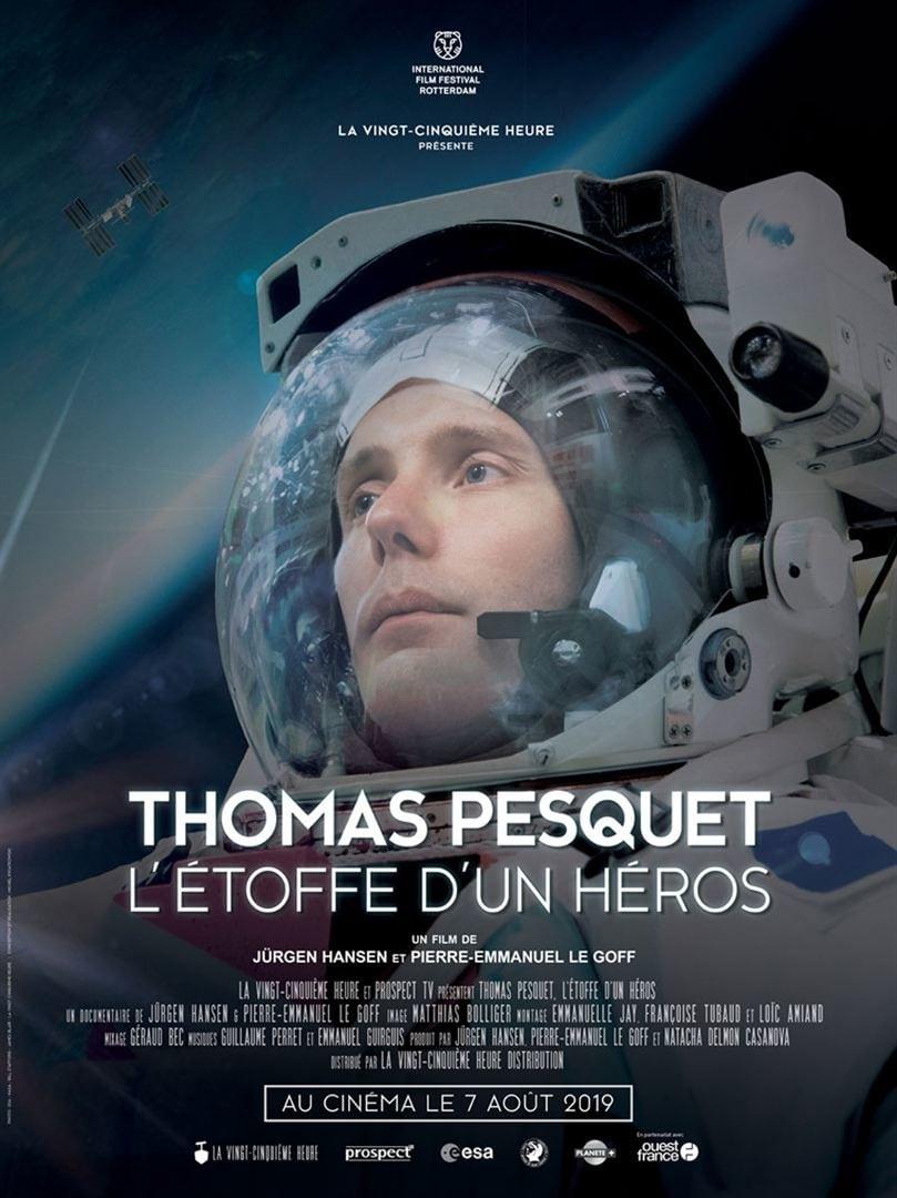 Thomas Pesquet, l'étoffe d'un héros