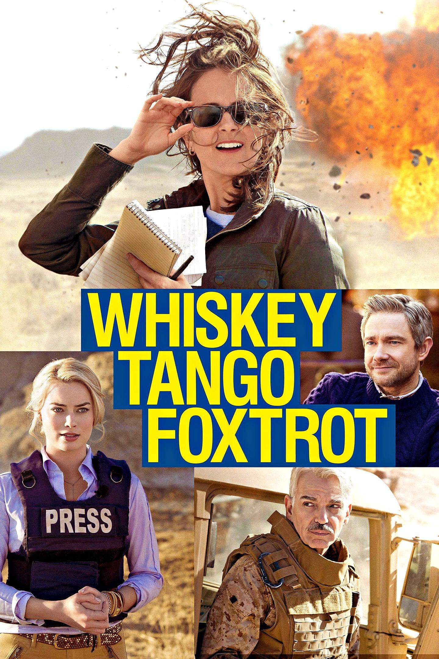 Whiskey Tango Foxtrot Streaming