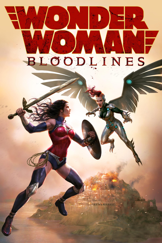 Regarder Wonder Woman: Bloodlines en streaming gratuit