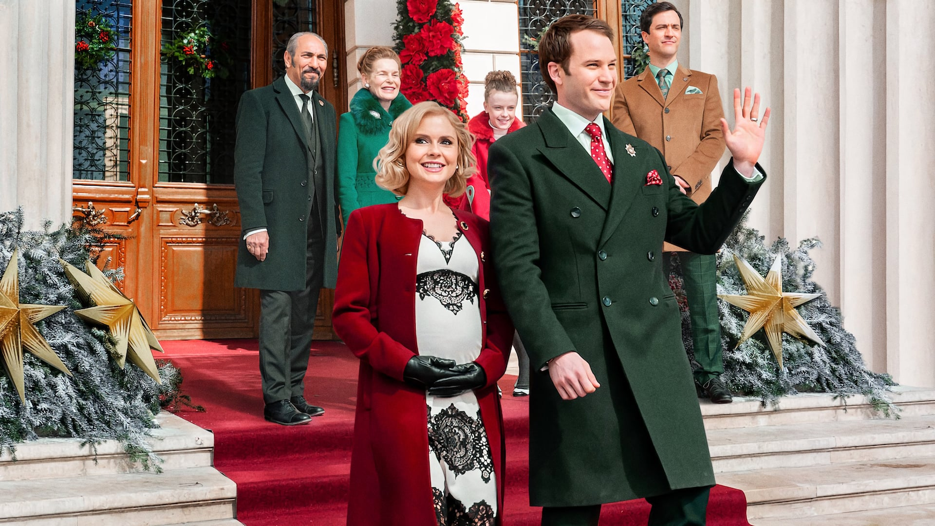 Regarder A Christmas Prince : The Royal Baby en streaming gratuit