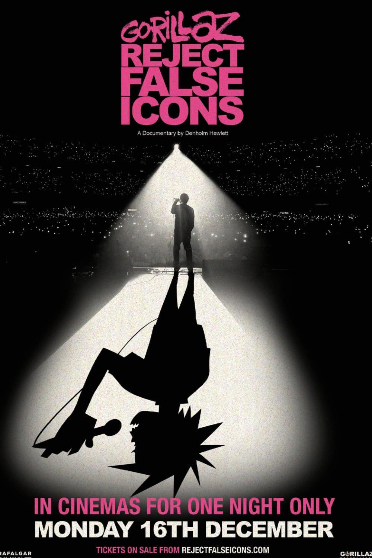 Regarder Gorillaz: Reject False Icons en streaming gratuit