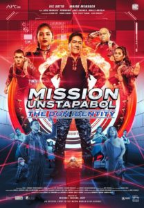 Mission Unstapabol: The Don Identity