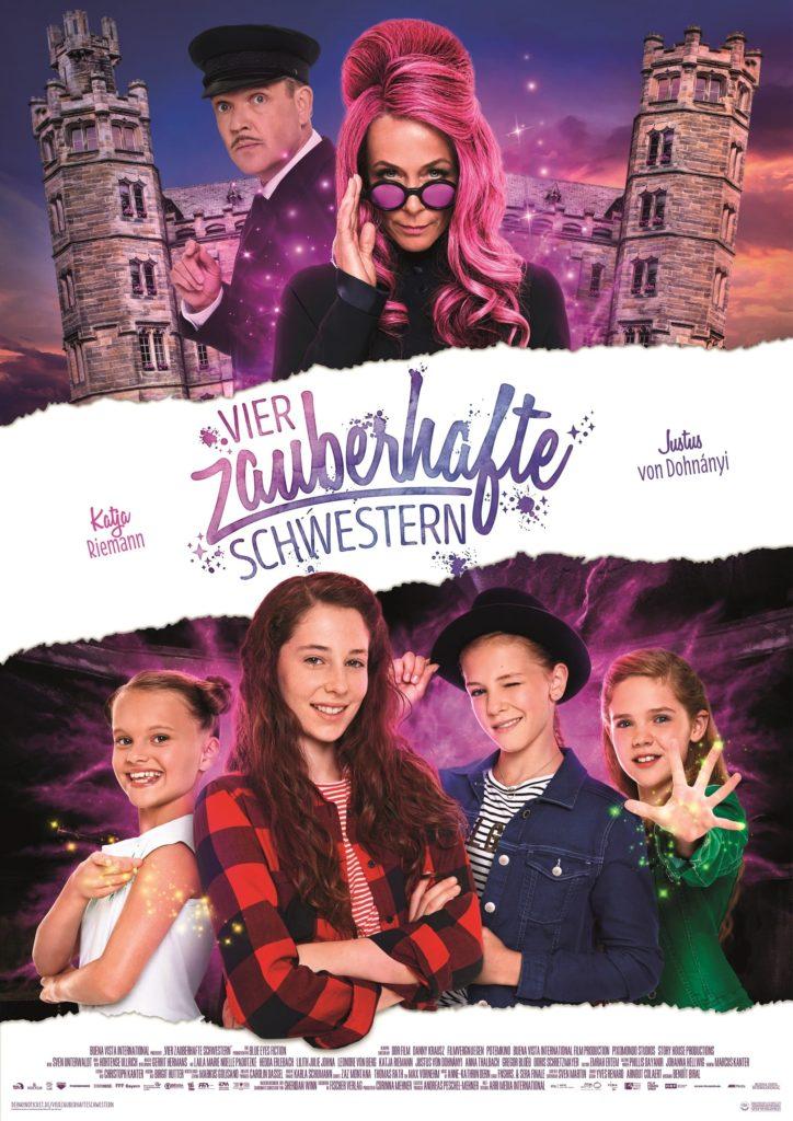 Vier Zauberhafte Schwestern Film