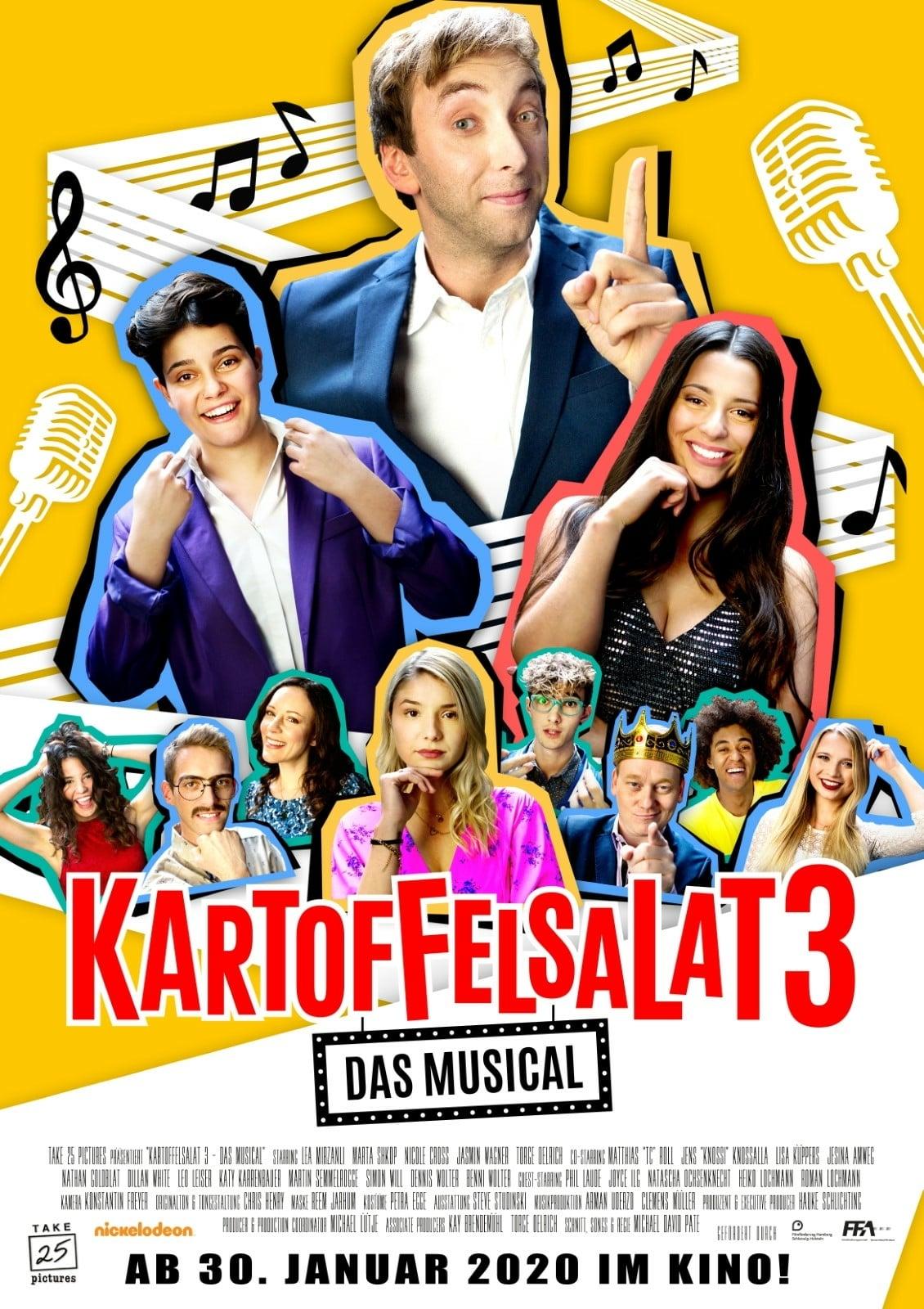 Kartoffelsalat 3 Das Musical
