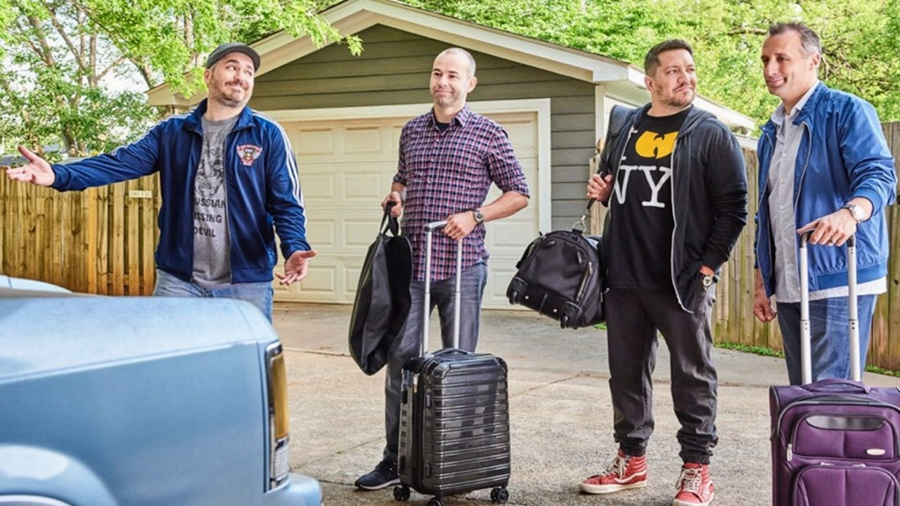 Regarder Impractical Jokers: The Movie en streaming gratuit