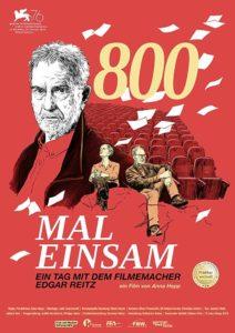 800 Mal Einsam – Ein Tag mit dem Filmemacher Edgar Reitz