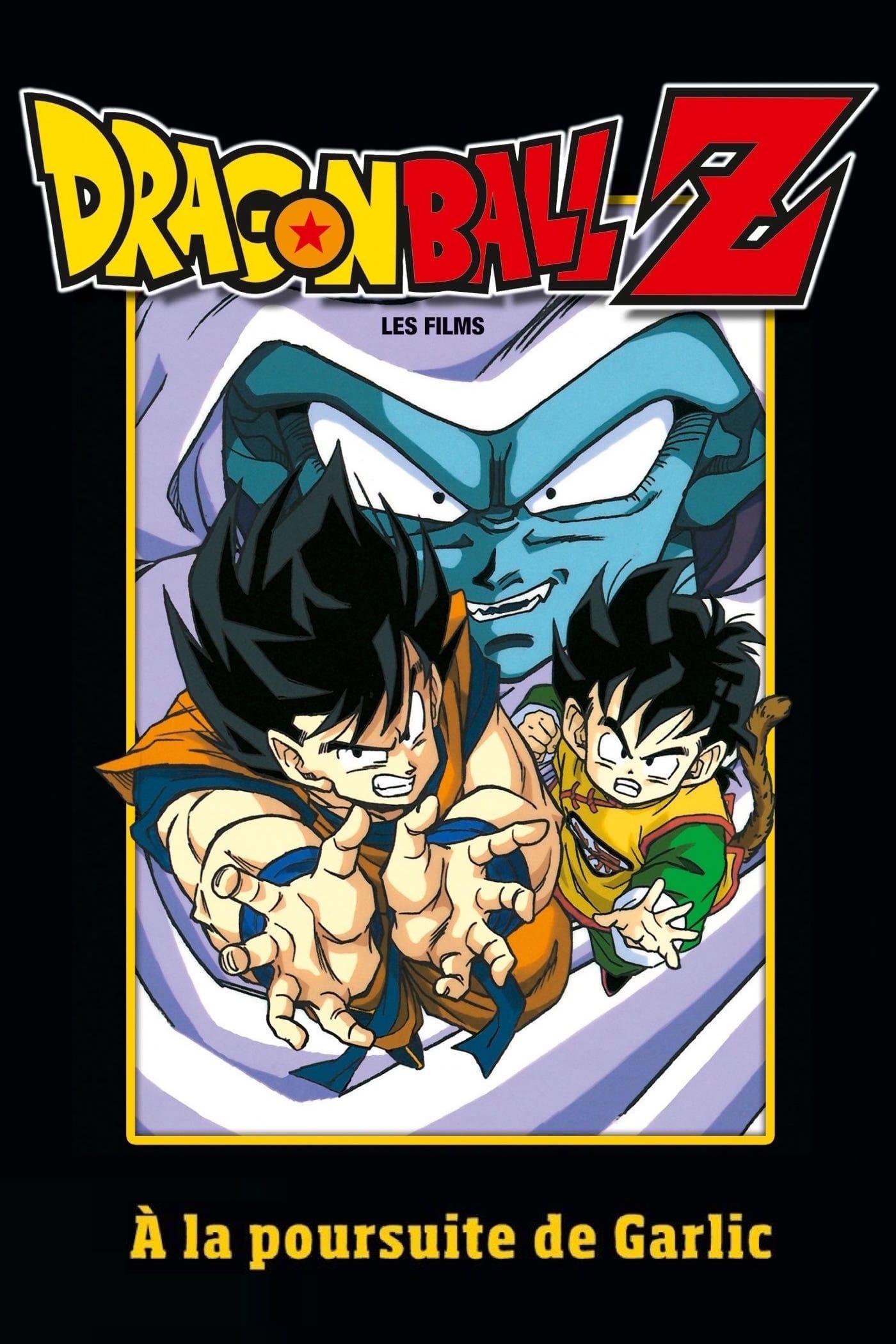 Dragon Ball Z – A la poursuite de Garlic