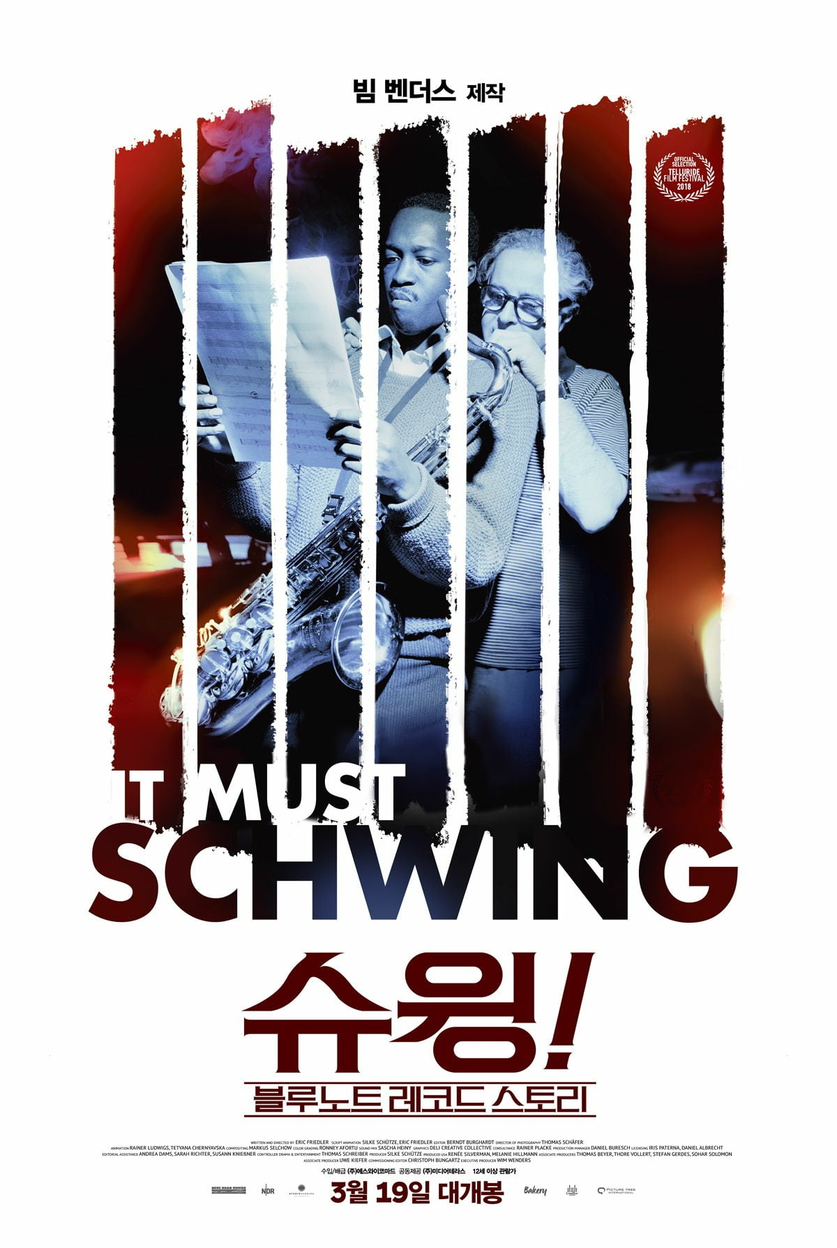 It Must Schwing – Die Blue Note Story