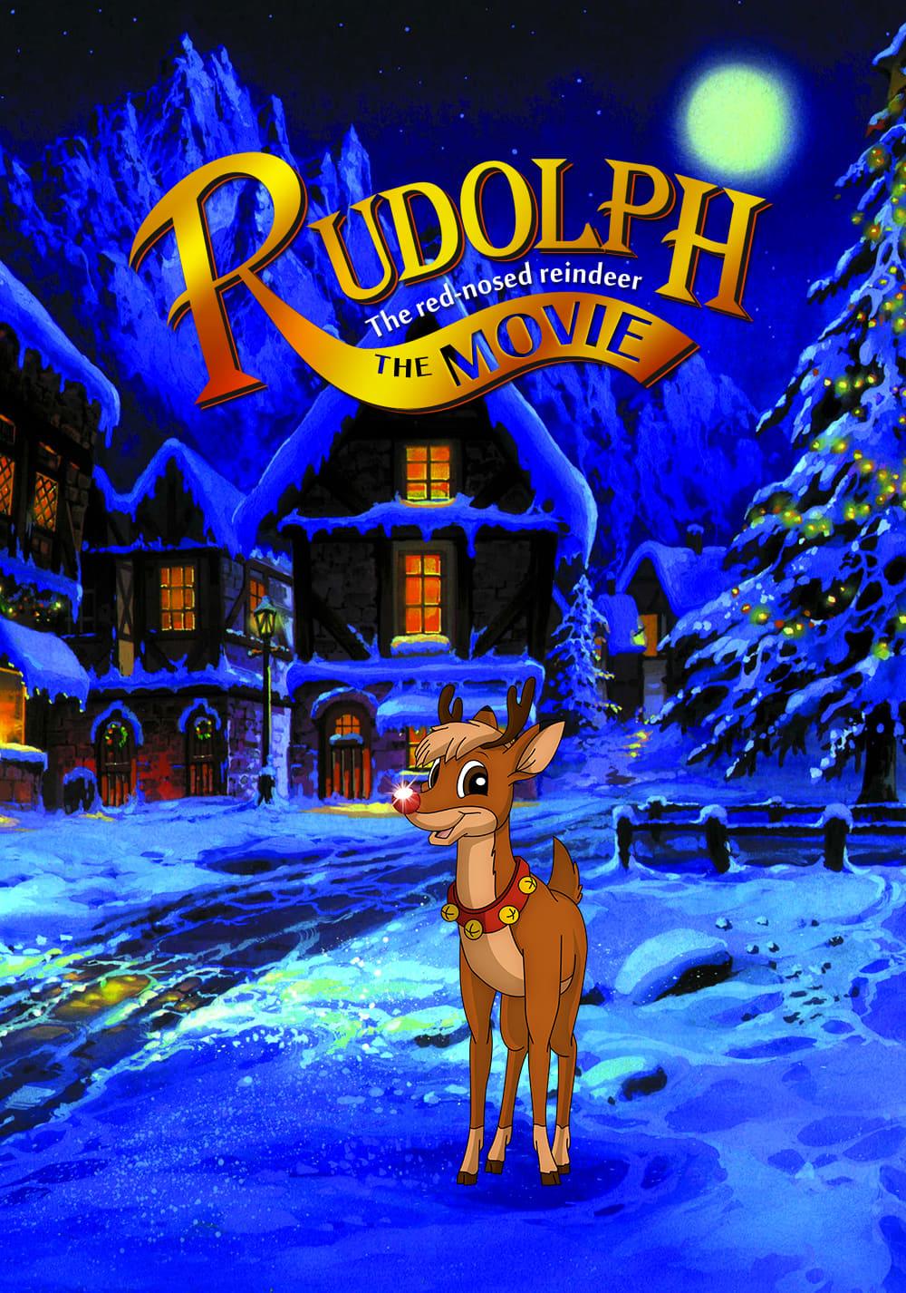 Rudolph, le petit renne au nez rouge, le film