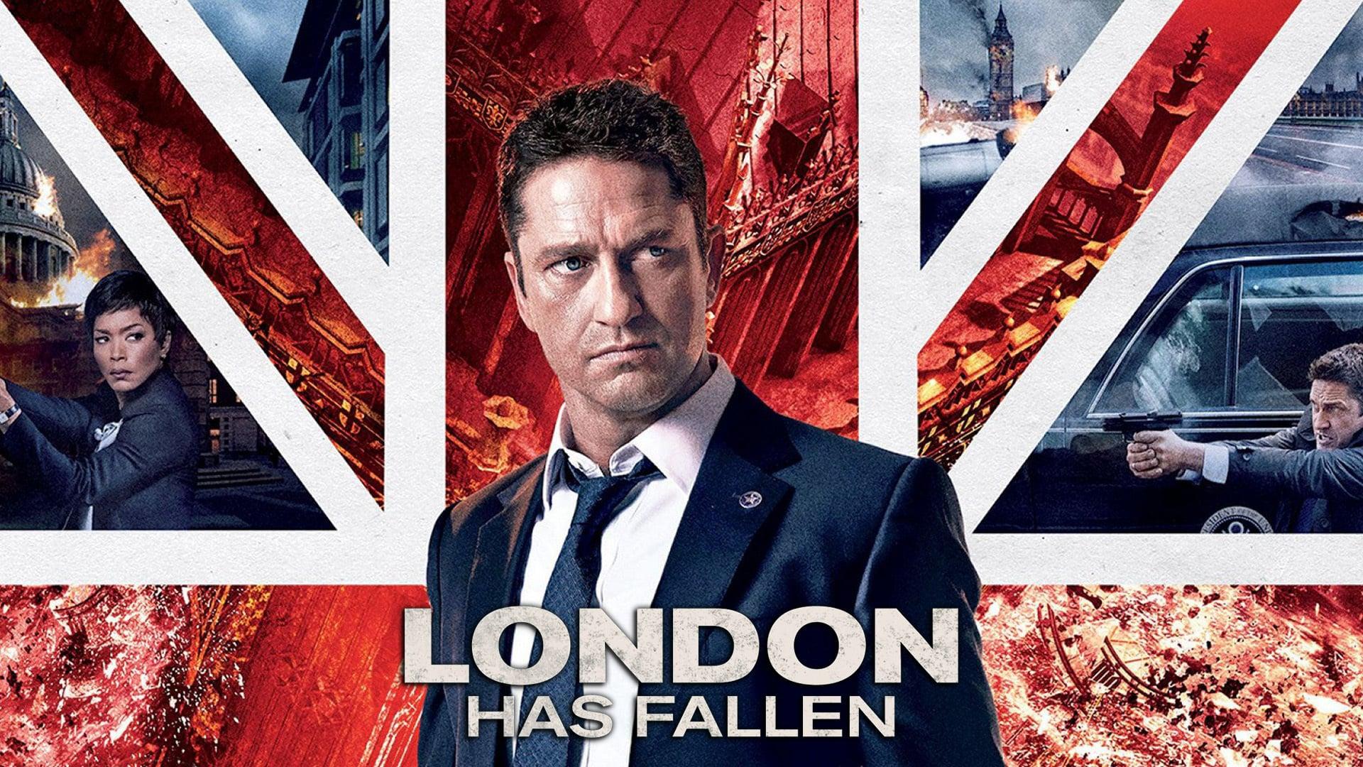 Regarder La chute de Londres en streaming gratuit