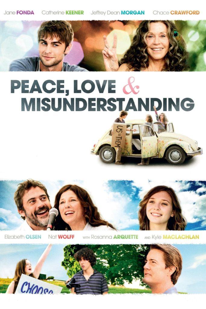 Peace Love & Misunderstanding Stream
