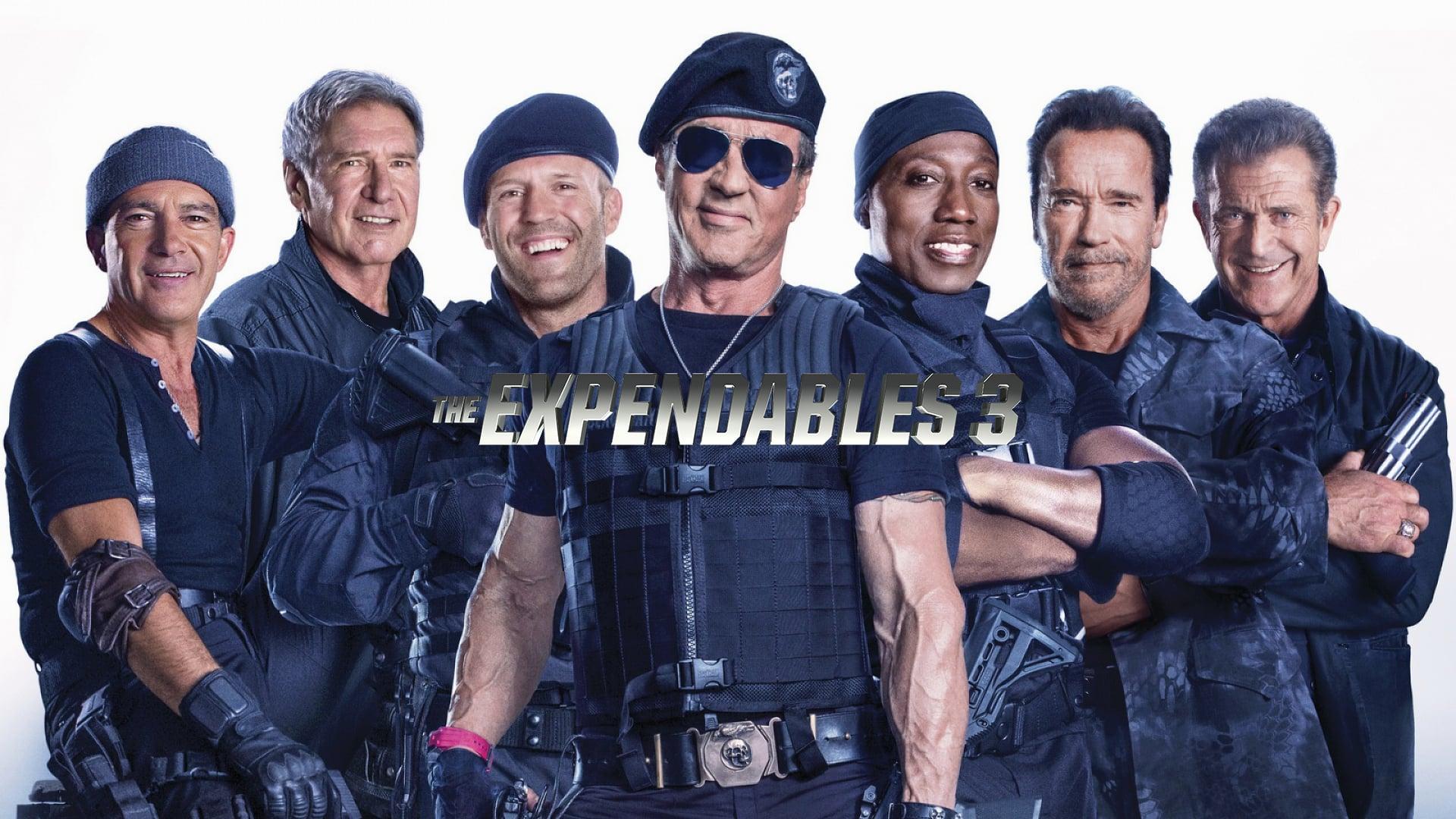 Regarder Expendables 3 en streaming gratuit