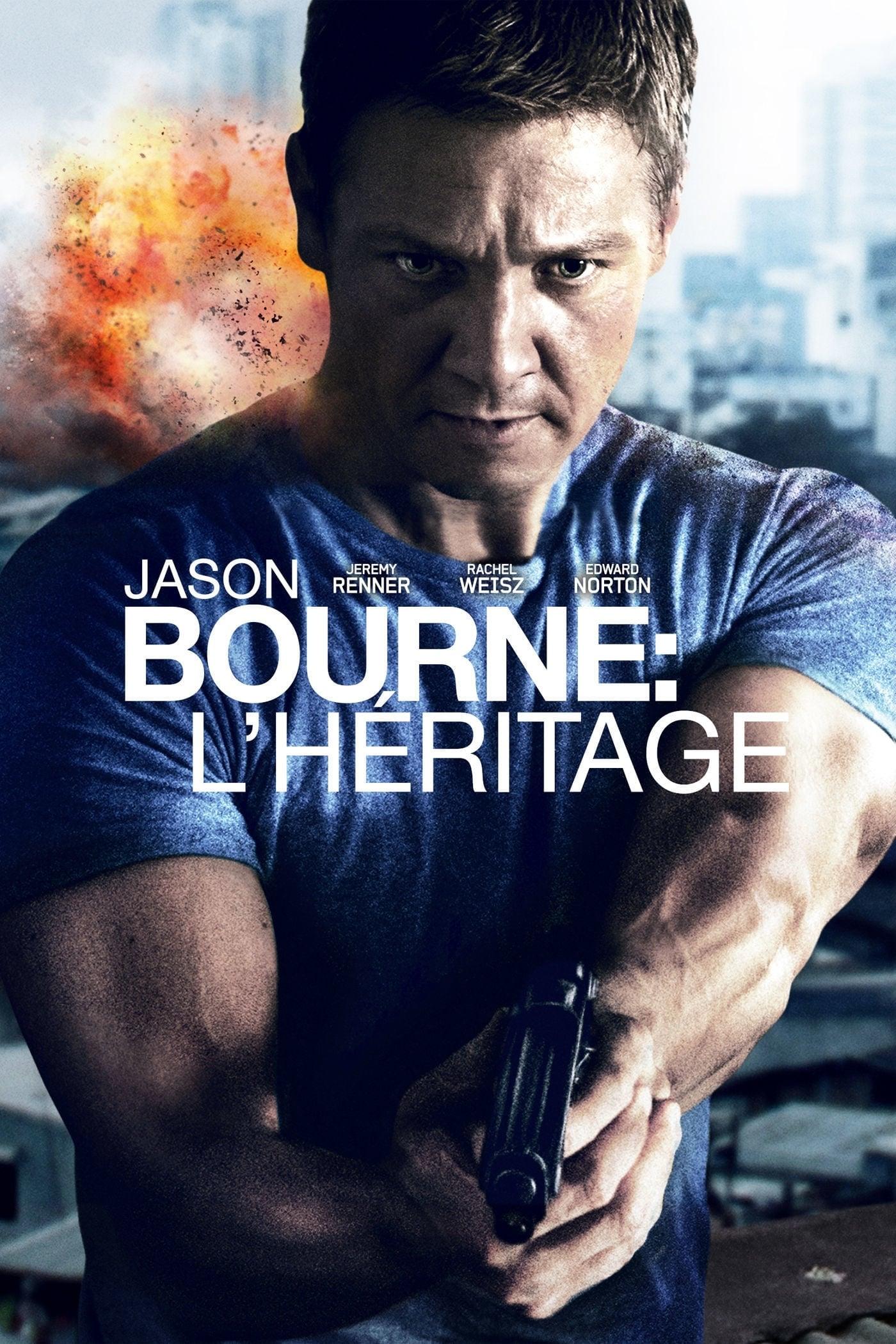 Regarder Jason Bourne : L'Héritage en streaming gratuit