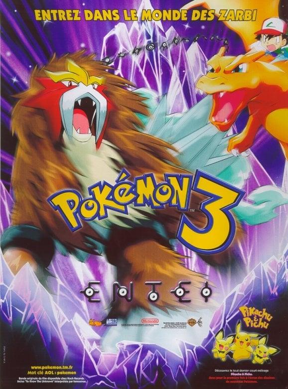 Pokémon 03 – Le Sort des Zarbis