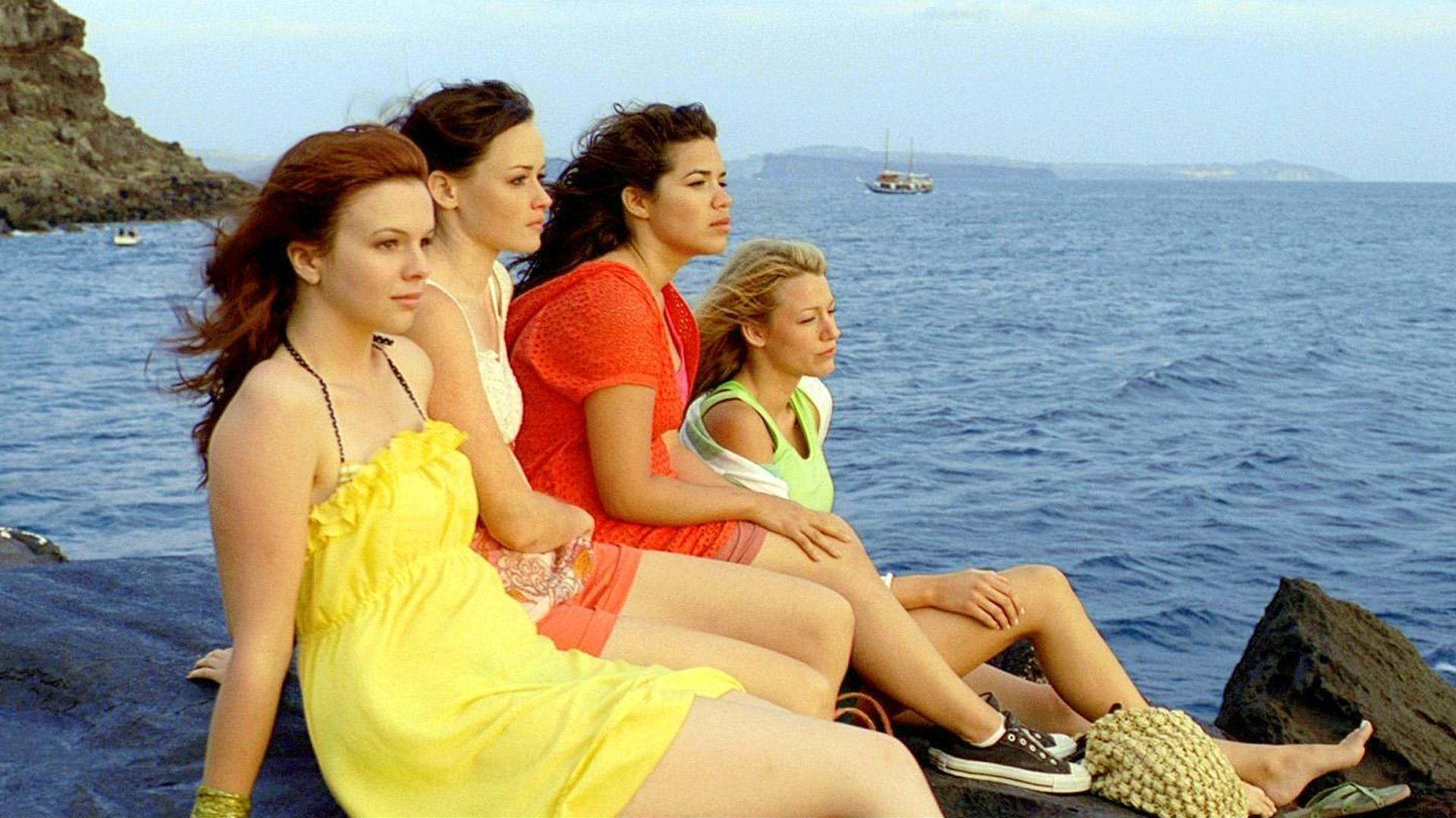 Regarder Quatre filles et un jean en streaming gratuit