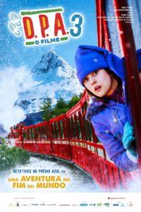 Detetives do Prédio Azul 3: Uma Aventura no Fim do Mundo