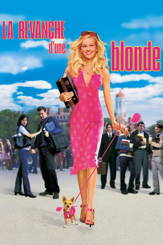 La Revanche d'une Blonde