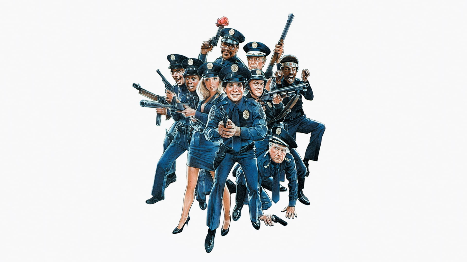 Regarder Police Academy 2 : Au boulot ! en streaming gratuit
