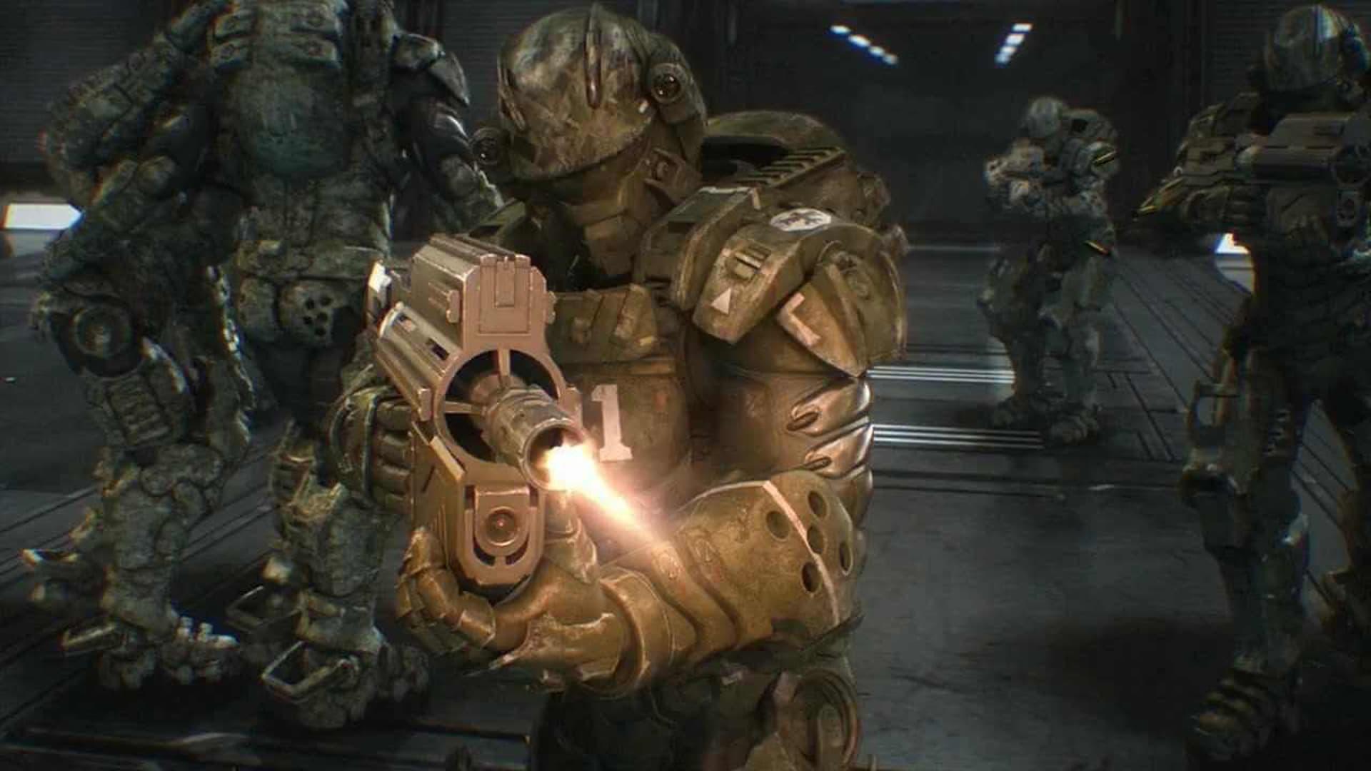 Regarder Starship Troopers: Invasion en streaming gratuit