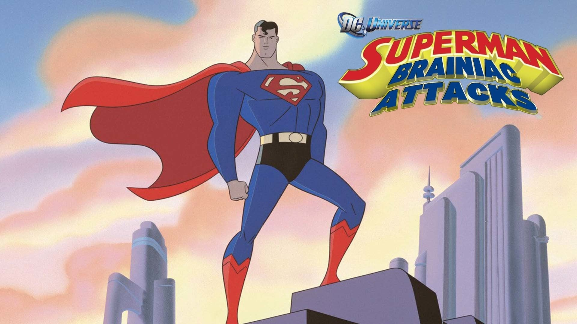 Regarder Superman: Brainiac Attacks en streaming gratuit